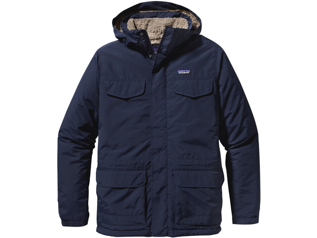 Patagonia Isthmus Parka Hombre, navy blue